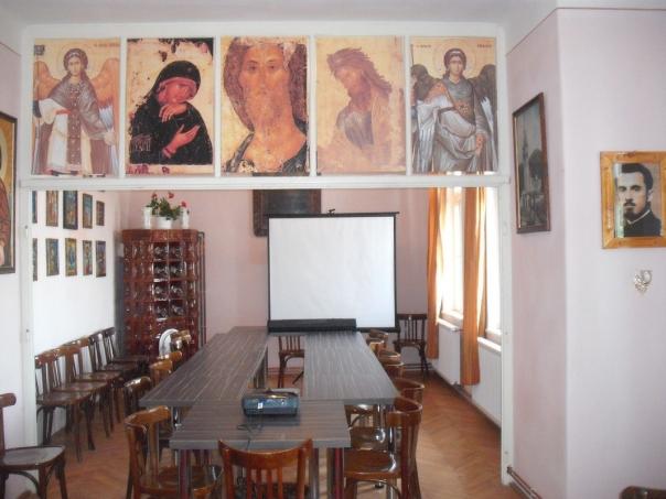 Centrul Cultural - misionar Preot Ilarion V Felea din Brad