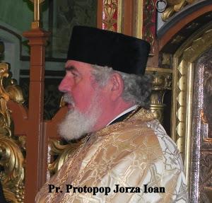 Parintele Protopop Ioan Jorza din Brad