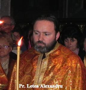 Pr Letea Alexandru
